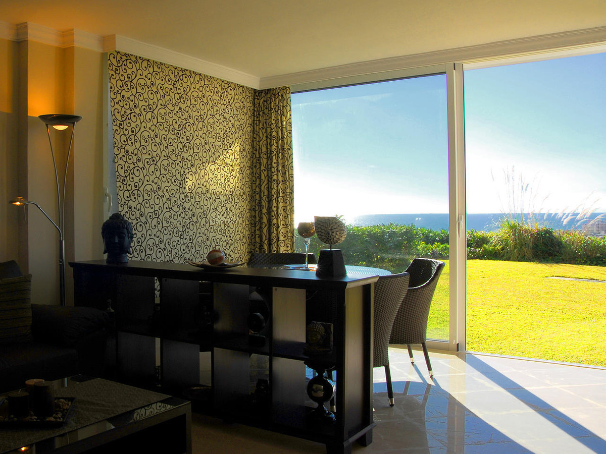 Miraflores - Garden apartment with sea views  This lovely apartment offers a large living room. The ,Spain