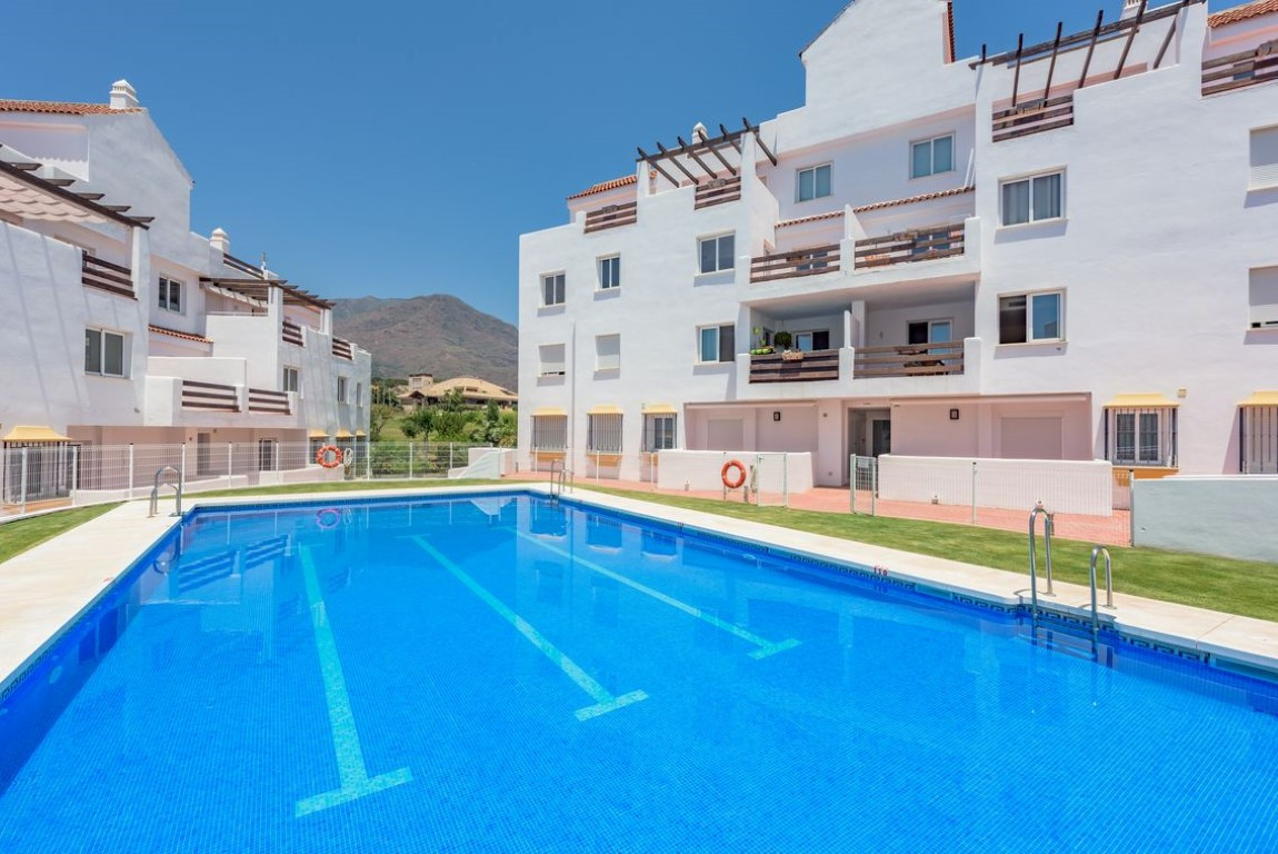 A residential complex comprising a welcoming set of homes amidst the golf course.  A perfect locatio,Spain