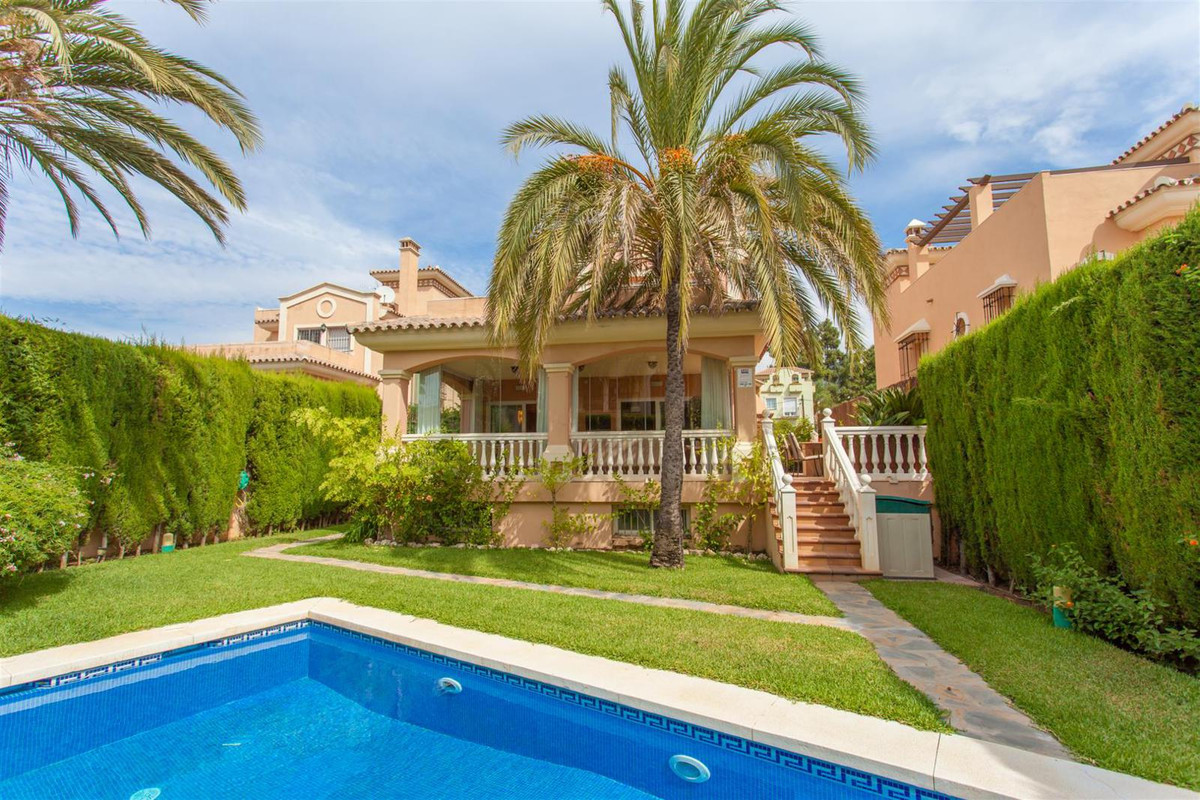 Immaculate six bedroom family villa situated within very close proximity of Marbella Town Centre and,Spain