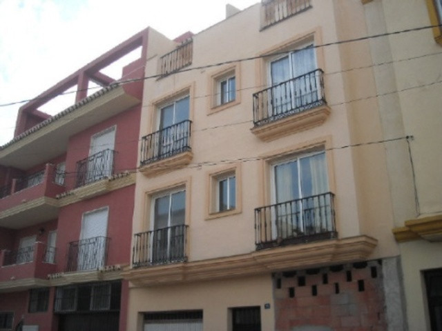 Bank repossession Apartment behind Carrefour Fuengirola consisting of two bedrooms one full bathroom, Spain