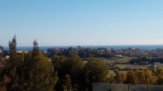Plot for sale in Benahavis area with amazing panoramic sea and golf views.  730 m2 plus 605 m2 with , Spain