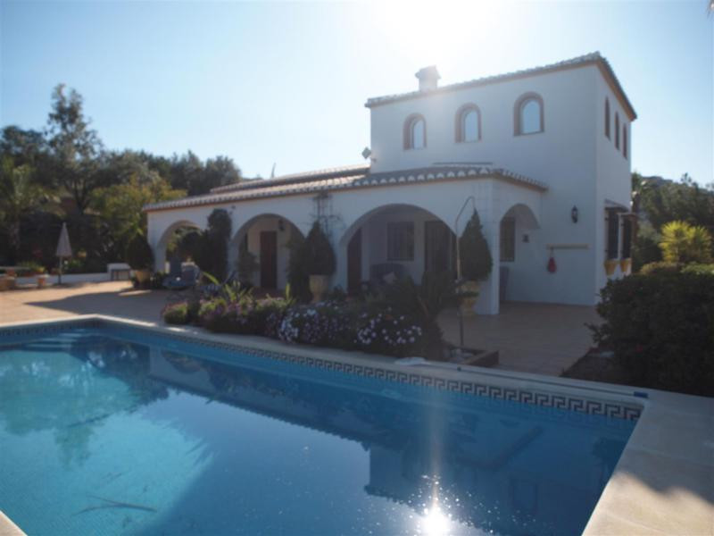 Beautiful Villa with magnificent views over La Vinuela Lake and the mountains. The House has a spaci,Spain