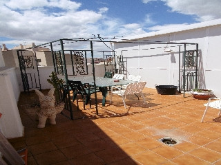 This south facing four bedroom, two bathroom penthouse has a lot to offer. With panaromic and urban ,Spain