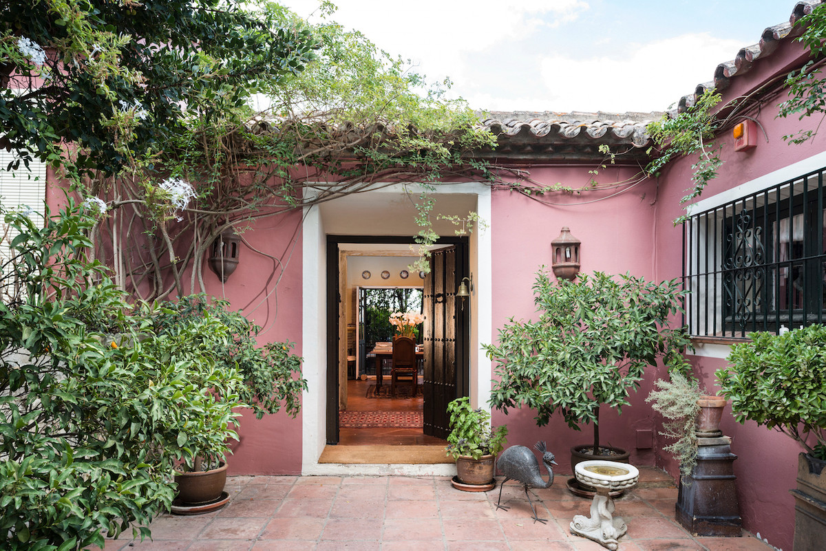 This romantic country house is located only minutes from the thriving town of Jimena de la Frontera.,Spain