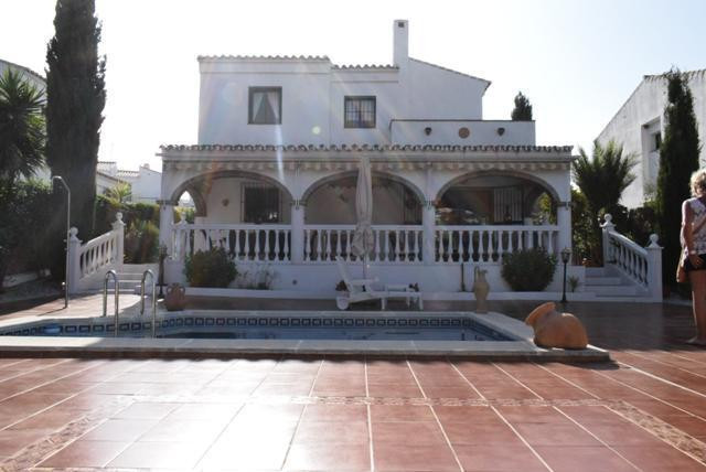 Immaculate detached villa in a very popular location with bars, restaurants and shops all in walking, Spain