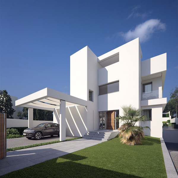 The project's design, incorporating modern clean lines and built to the highest quality standards, o,Spain