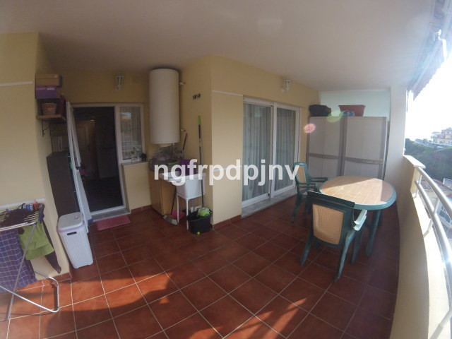 Middle Floor Apartment, Benalmadena Costa, Costa del Sol. 2 Bedrooms, 2 Bathrooms, Built 110 m², Ter, Spain