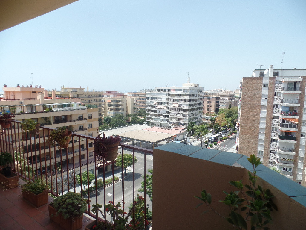 Apartment for sale in the center of Marbella with sea views. The apartment is located on the main av, Spain