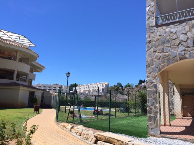 Ground Floor Apartment, Carvajal, Costa del Sol. 3 Bedrooms, 2 Bathrooms, Built 105 m², Terrace 63 m, Spain
