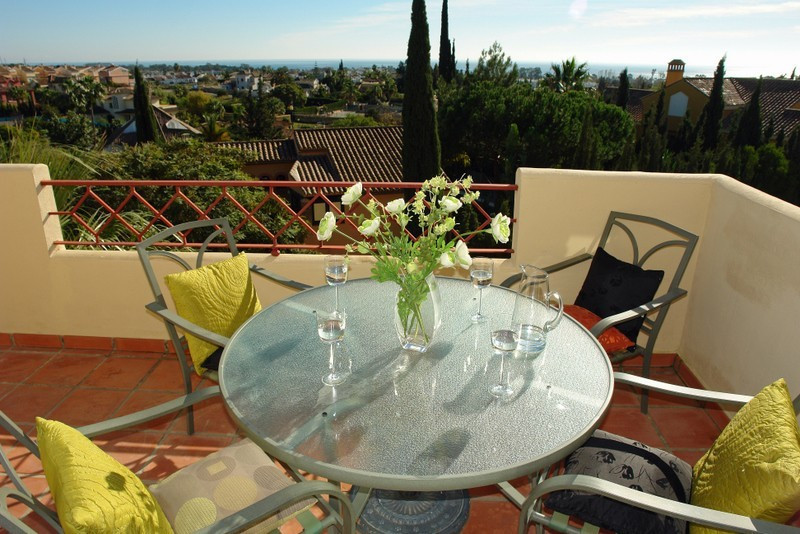 3 bedroom, 3 bathrooms, very spacious, luxury penthouse with sea views This beautifully furnished, v,Spain