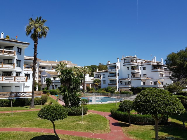 Charming and modern apartment with two bedrooms, two bathrooms, a living and dining area, a fully eq, Spain
