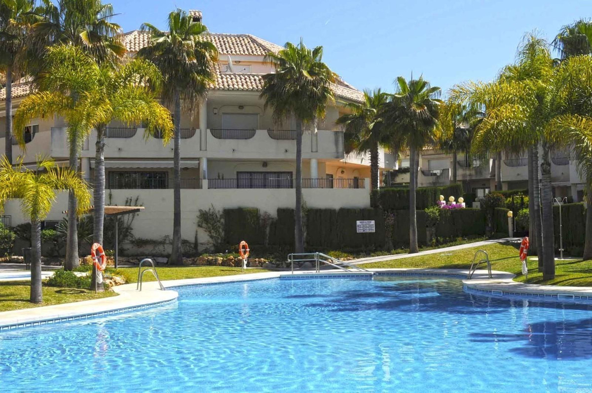 Corner townhouse with garden right next to the beaches of Marbella East, in the Urbanisation of Cost,Spain
