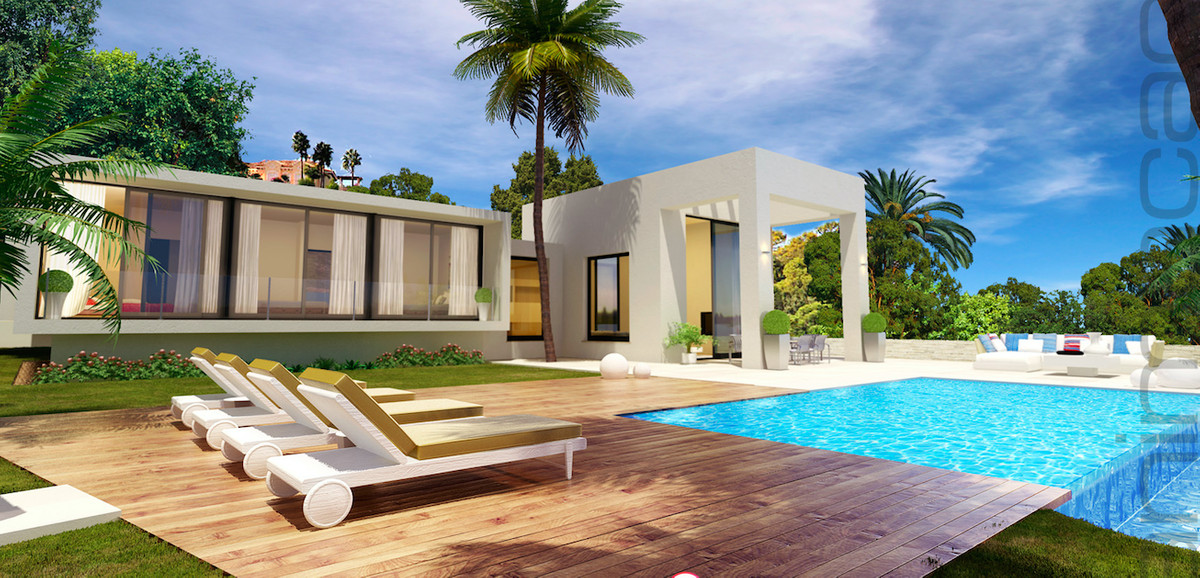 Contemporary Villa under construction at the moment  Opportunity to purchase a brand new villa for a,Spain