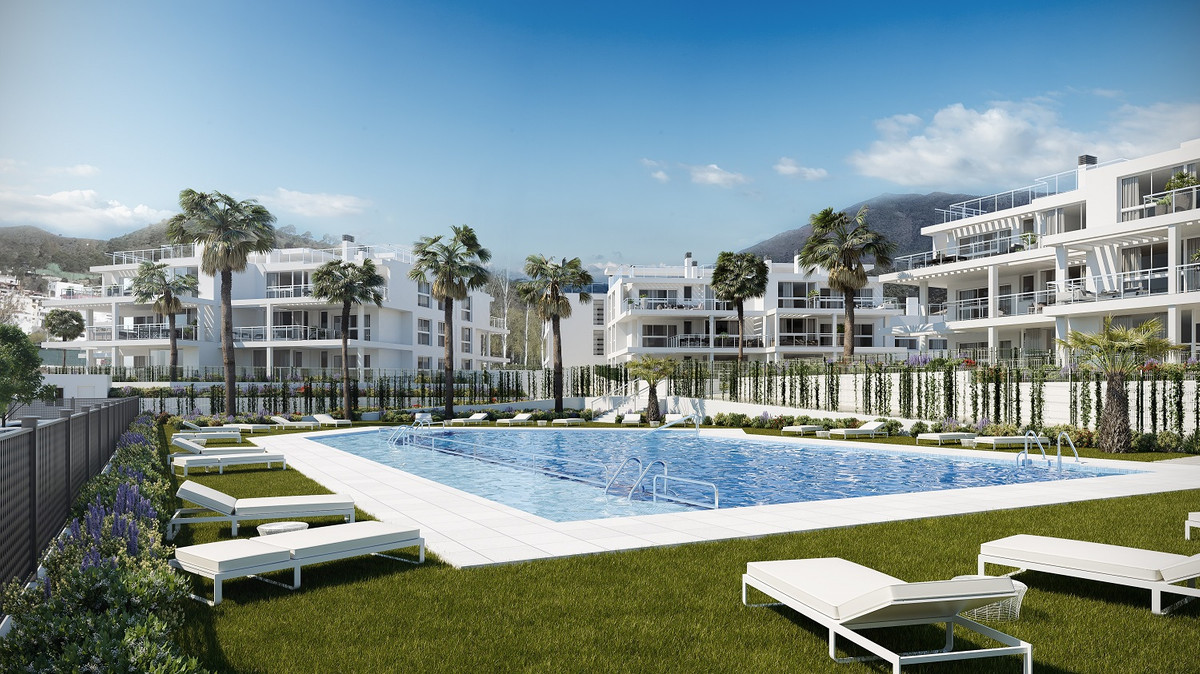 Off-plan opportunity!!! Three bedroom apartment for sale in Benahavis village.  This apartment will , Spain