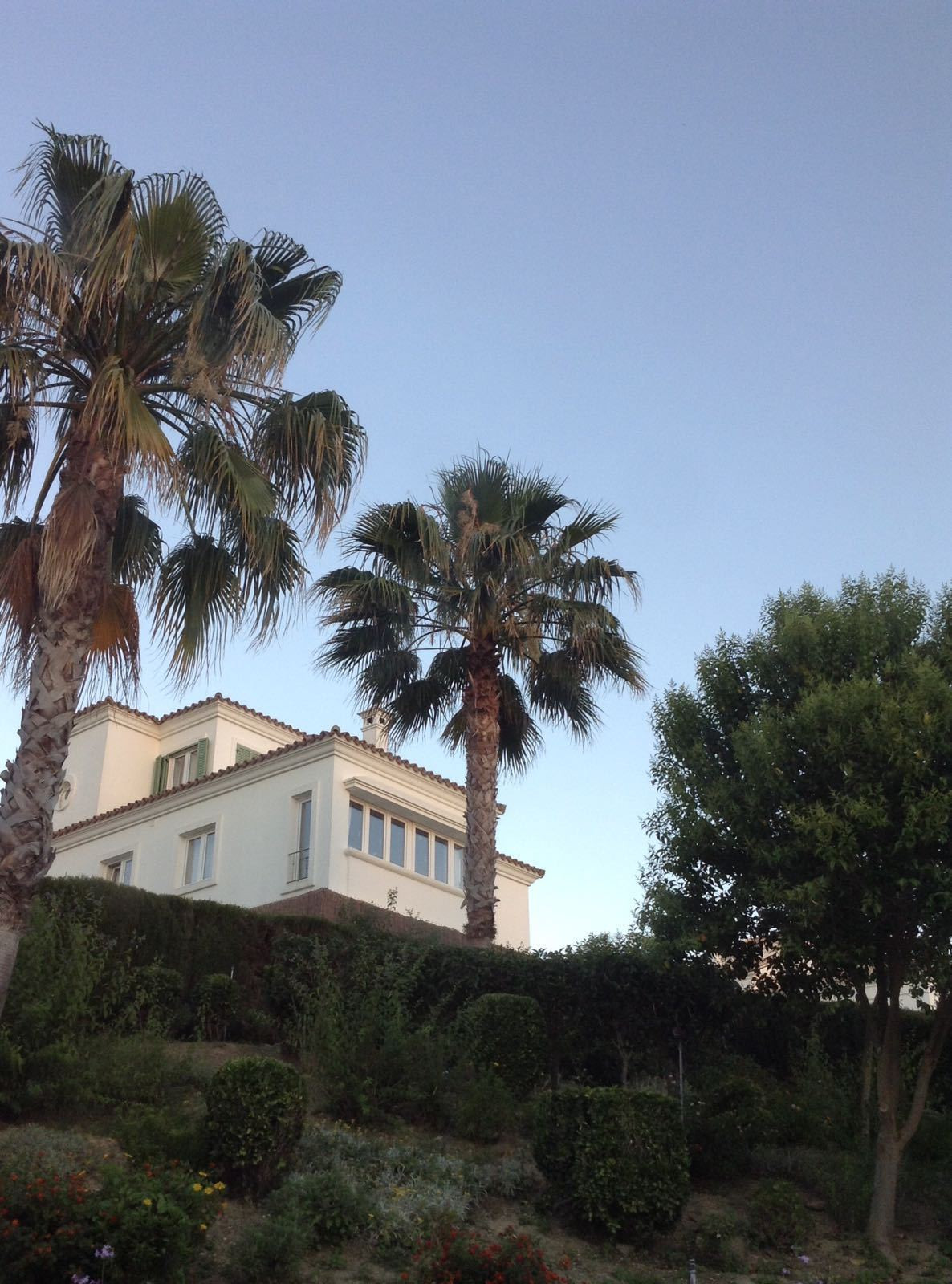 Fantastic three storey villa with panoramic mountain views. The property is located in a residential,Spain
