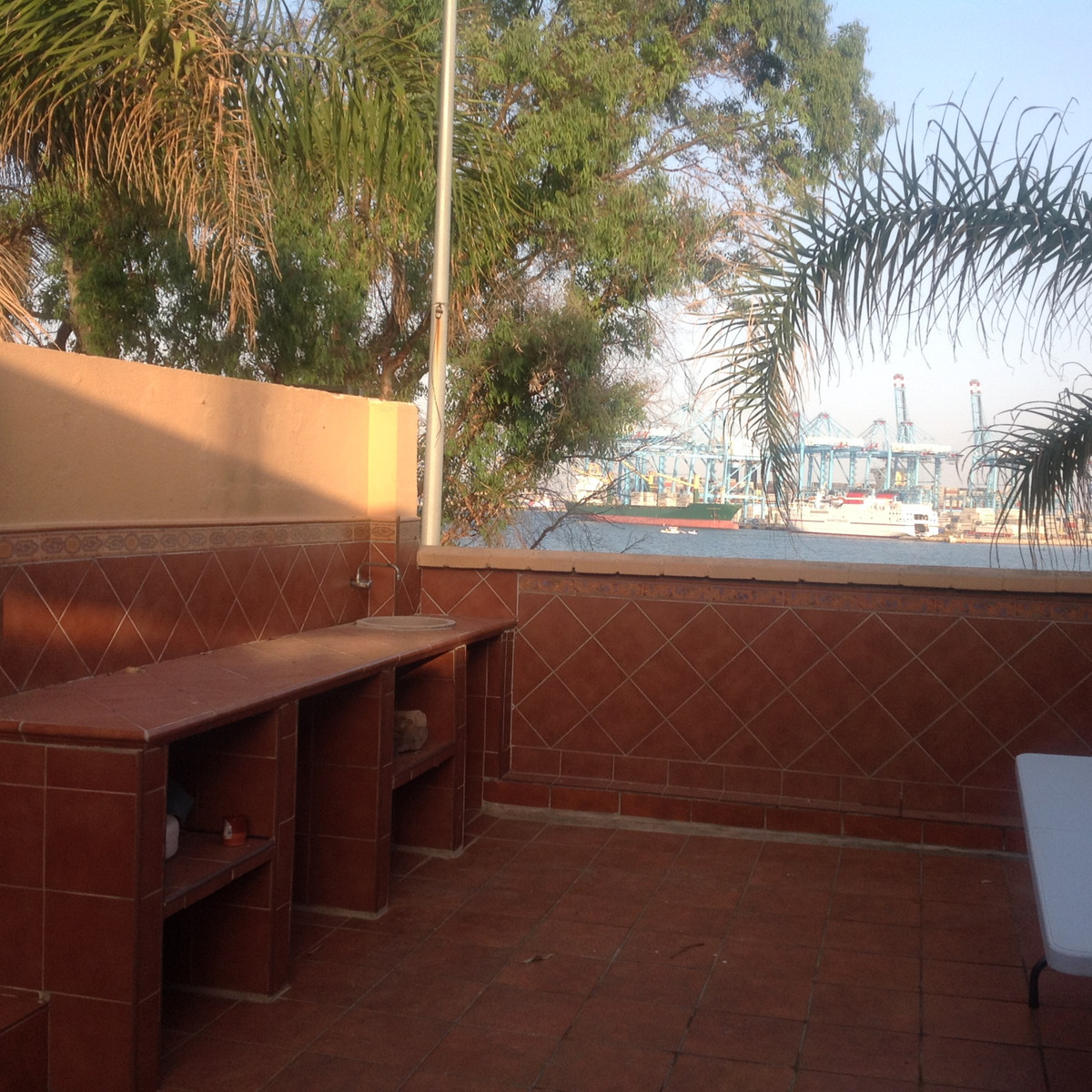 Townhouse 1st line beach, with 2 floors and a basement, 4 bedrooms: two on the first floor and two i,Spain