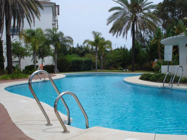 A very conveniently located 2 bed garden apt in Locrimar with the added advantage of its own private,Spain
