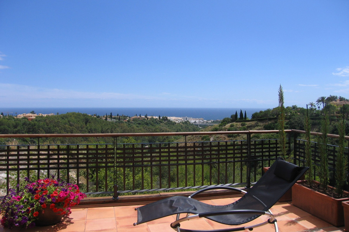 South facing two bedroom ground floor apartment situated in a gated complex with tropical communal g,Spain