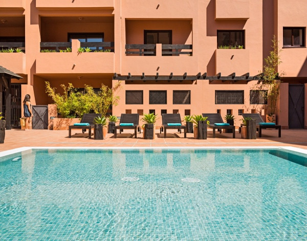 A few minutes from the center of Arroyo de la Miel we find these apartments of new construction buil,Spain