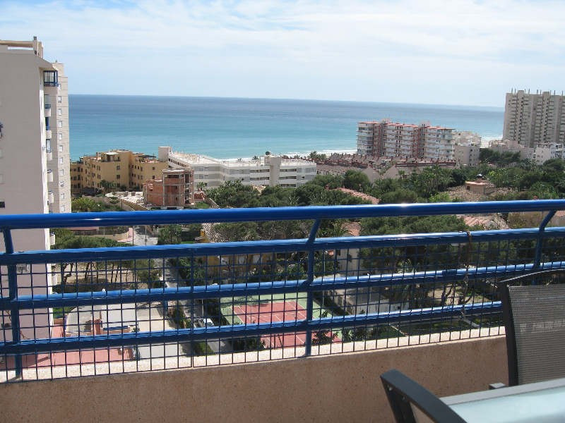 Fantastic 3 bedroom corner apartment with breathtaking views of the sea and a short walk to the beac,Spain