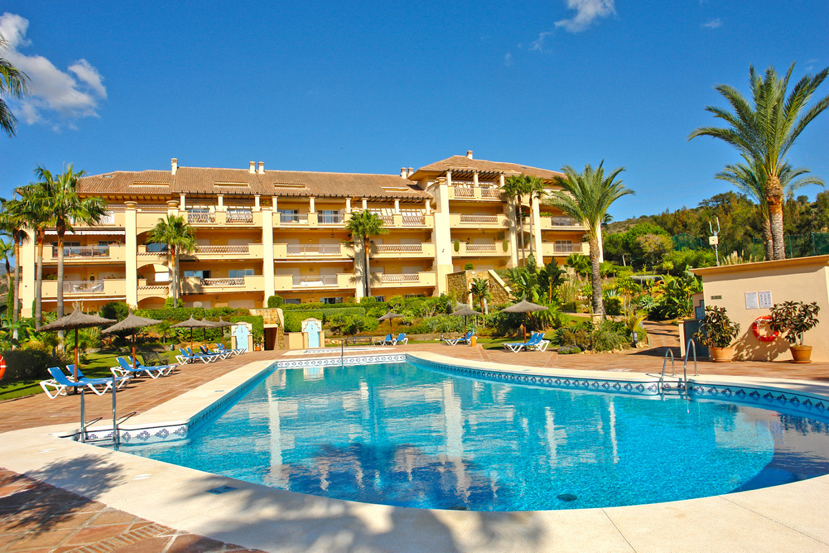 Very attractive golf apartment for sale in Rio Real in Marbella  This elegant golf apartment in top ,Spain