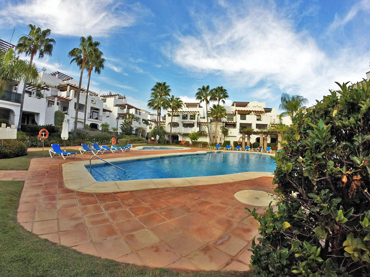 Wonderful apartment San Pedro 2nd Beach line We offer you the opportunity to live in a fantastic and,Spain
