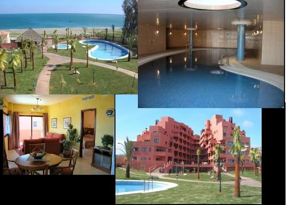 Small Cosy fully furnished Apartment front line Beach. Apartment situated in a Hotel Complex with ma,Spain