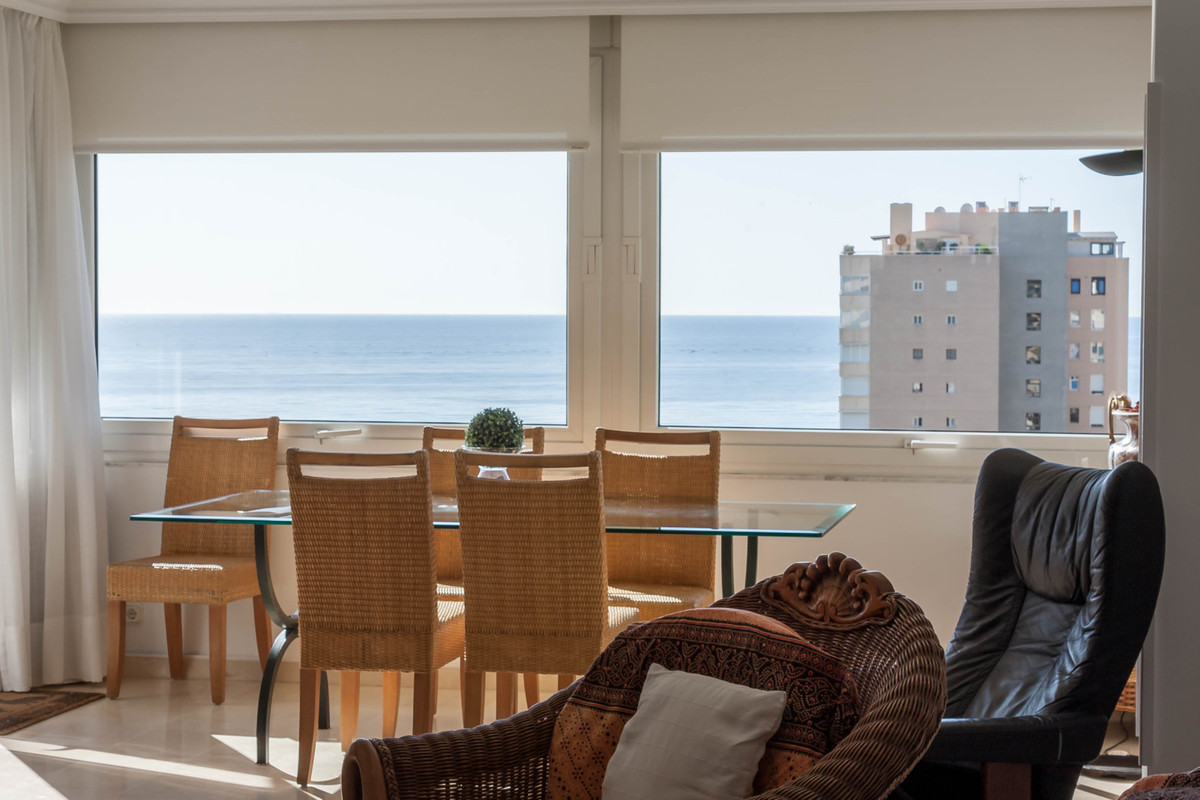 Fantastic views bright Apartment in Playamar Torremolinos community fees include electricity and wat,Spain