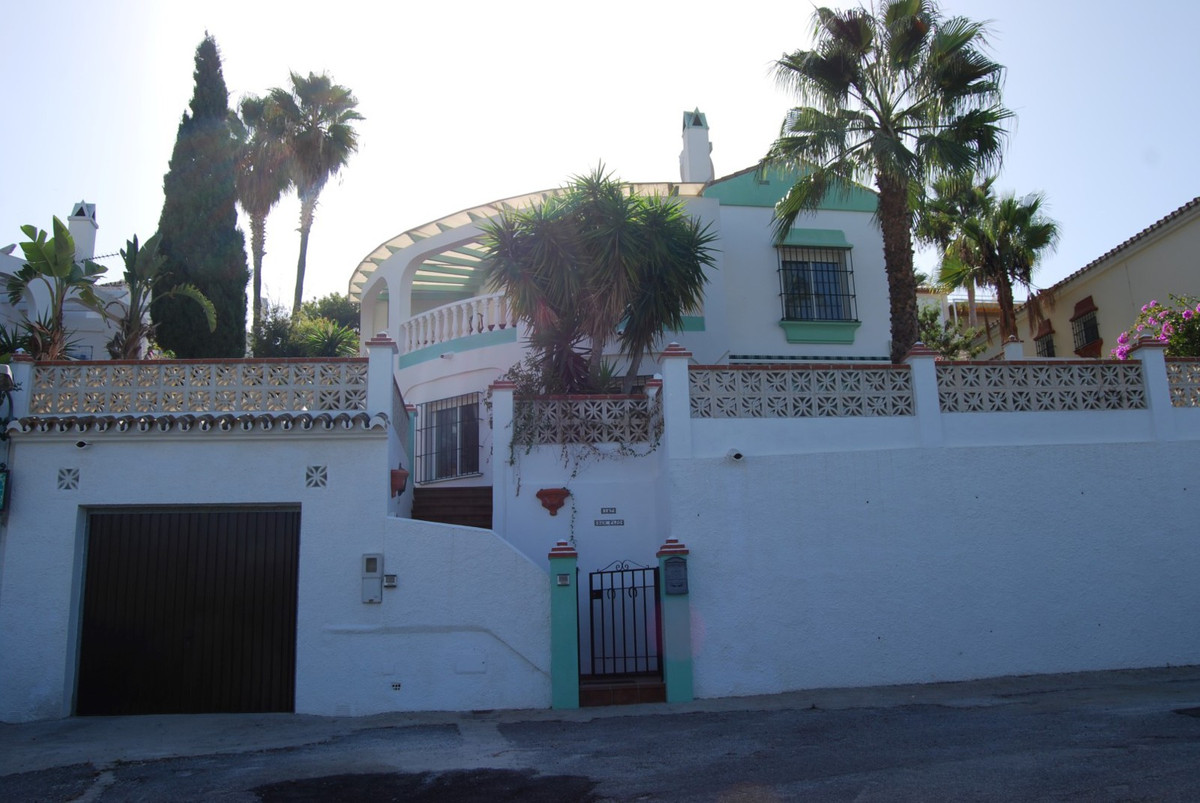 Villa Torrox Park  Villa with guest apartment This spacious villa is in an excellent condition and o,Spain