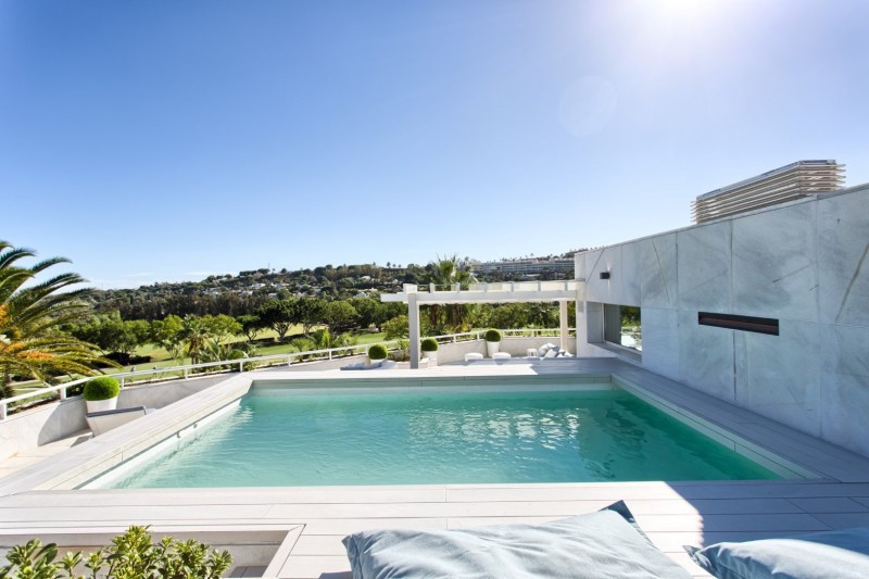 This impressive duplex penthouse has been refurbished to the highest standards and has many special , Spain