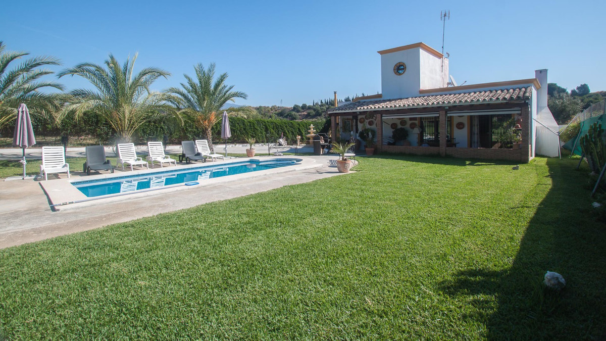 Great property located in East side of Estepona, Costa del Sol, very private with a nice garden and ,Spain
