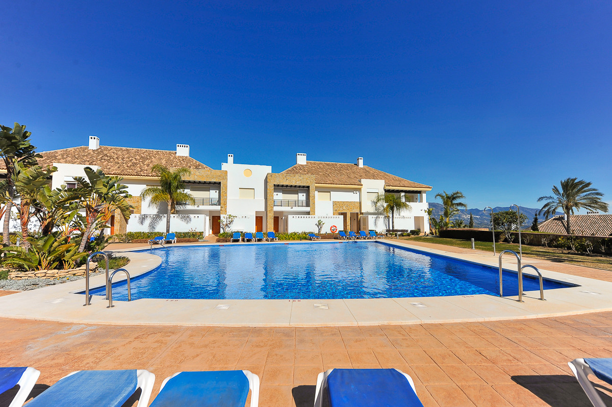 This a fabulous townhouse inside a gated and immaculately maintained luxury development set amid the,Spain