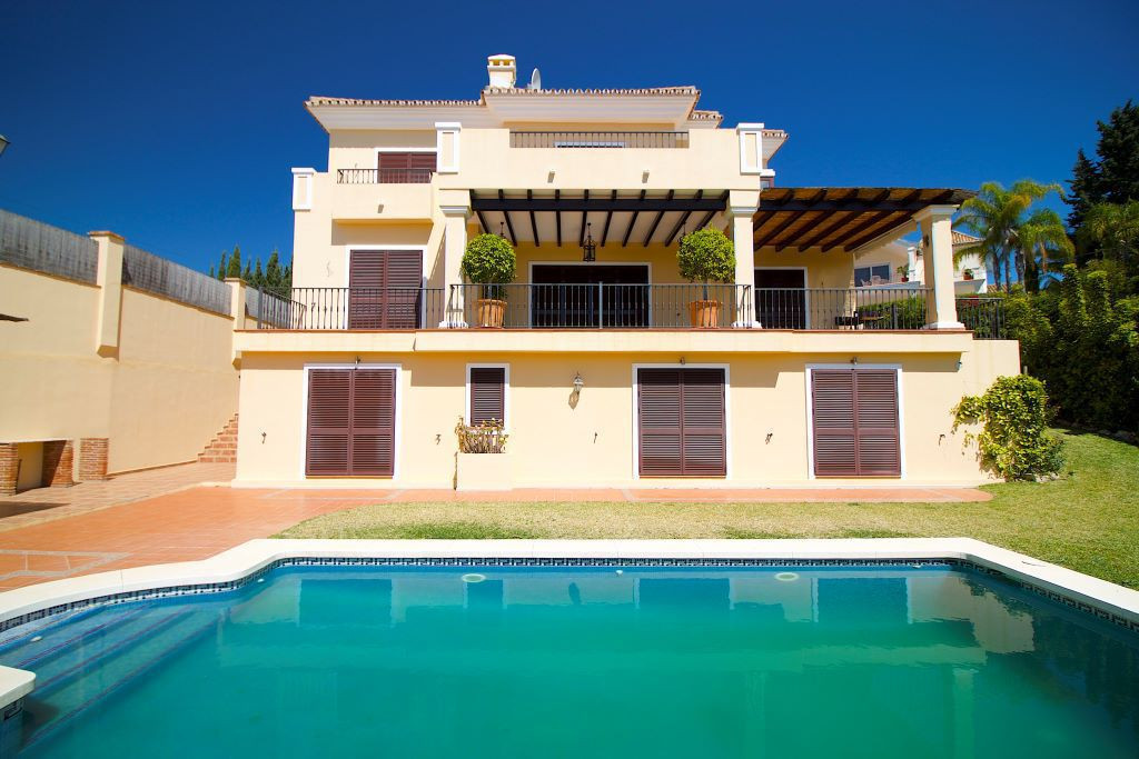 A fantastic south facing villa with sea views in El Rosario, just minutes from the beautiful sandy b,Spain