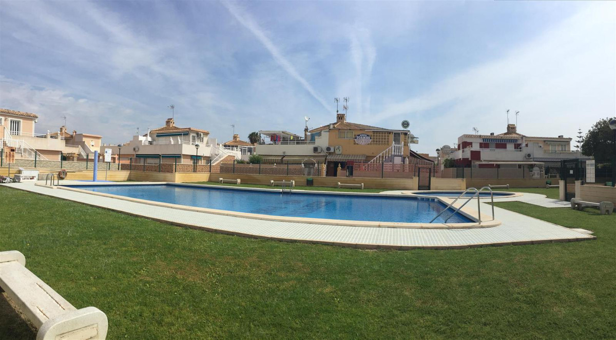 Stunning villa semidetached for sale in Torrevieja located in a wonderful area with lots of outdoor , Spain
