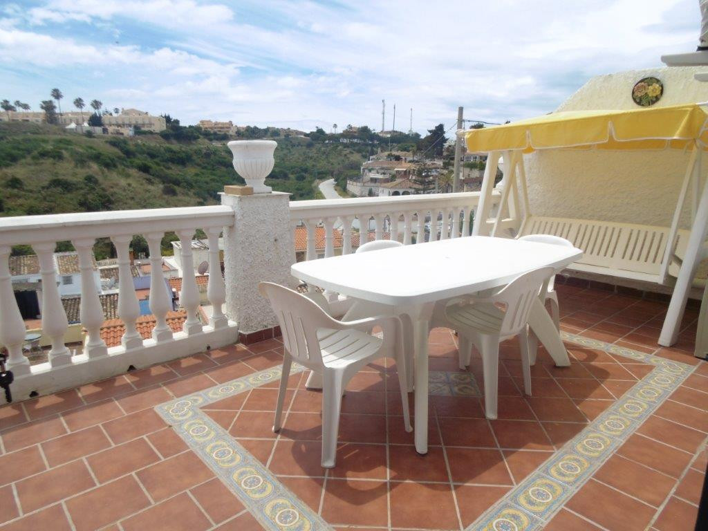 West facing apartment for sale walking distance to the beach and to Fuengirola, ideal for holidays, , Spain