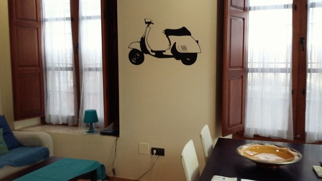 Renovated apartment a few meters from the center, with great potential for rent, with 1 bedroom, bat,Spain