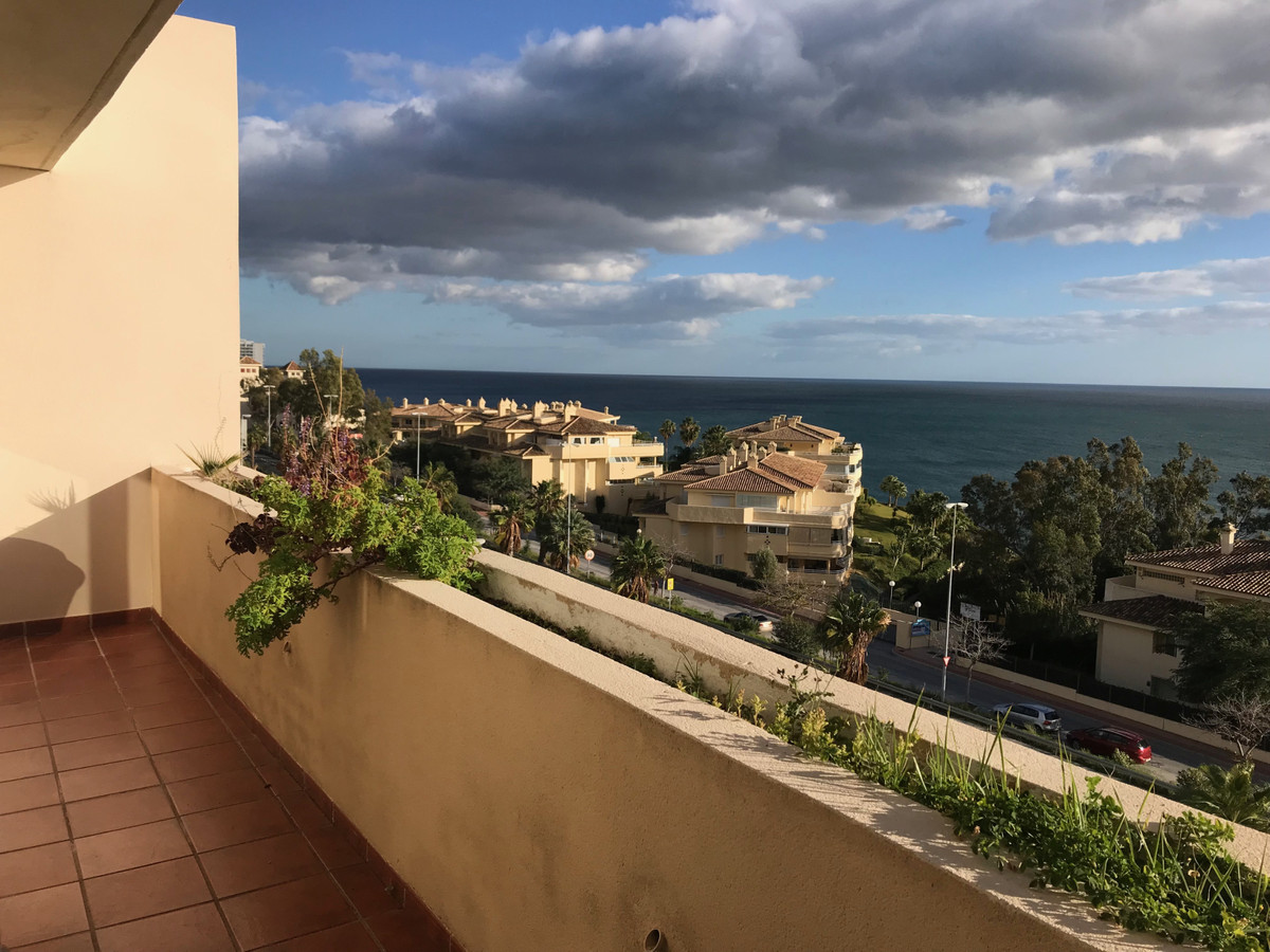 Opportunity! Magnificent last floor, penthouse apartment with panoramic front sea views, located in , Spain