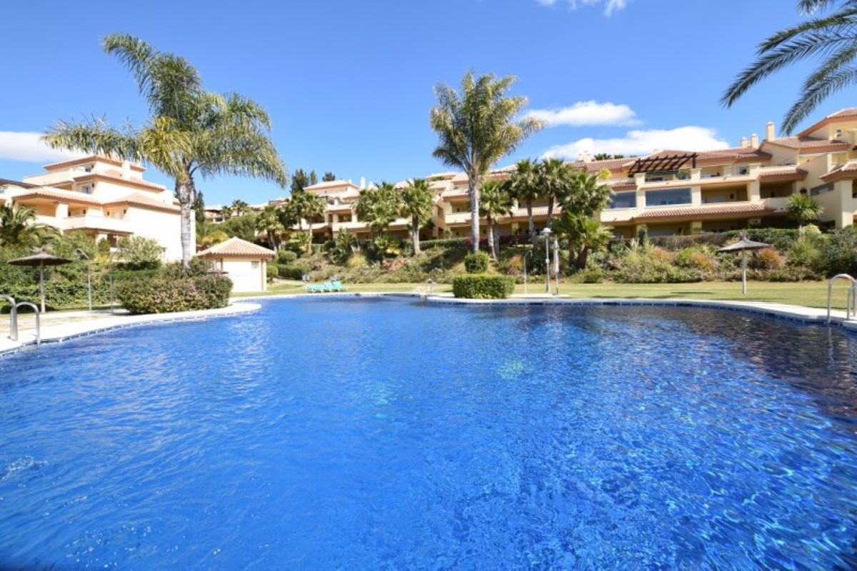 CLOSE TO PUERTO BANUS AND ALL SHOPS AND RESTAURANTS  An outstanding 2 bedroom / 2 bath room ground f,Spain