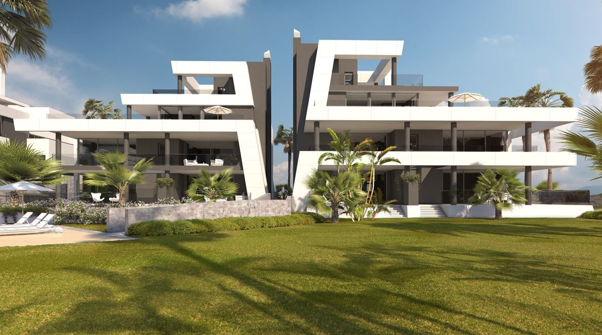 Cabopino -  Off-plan development consisting of just 39 apartments & penthouses.Contemporary styl,Spain