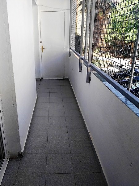 Flat in S'Indioteria Palma, has three bedrooms and a bathroom, kitchen, balcony and elevator. S, Spain