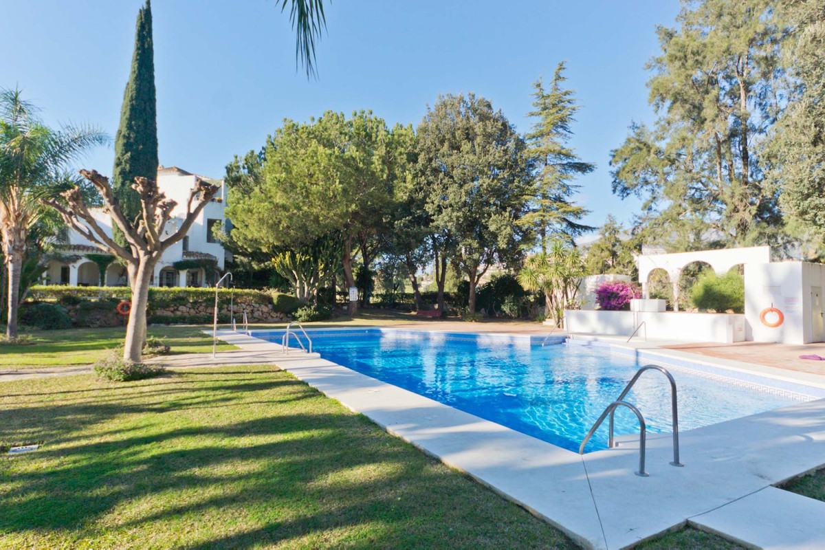 ****Reserved****  West Facing 2 bedroom Townhouse just meters away from Mijas Golf with Golf Views, ,Spain