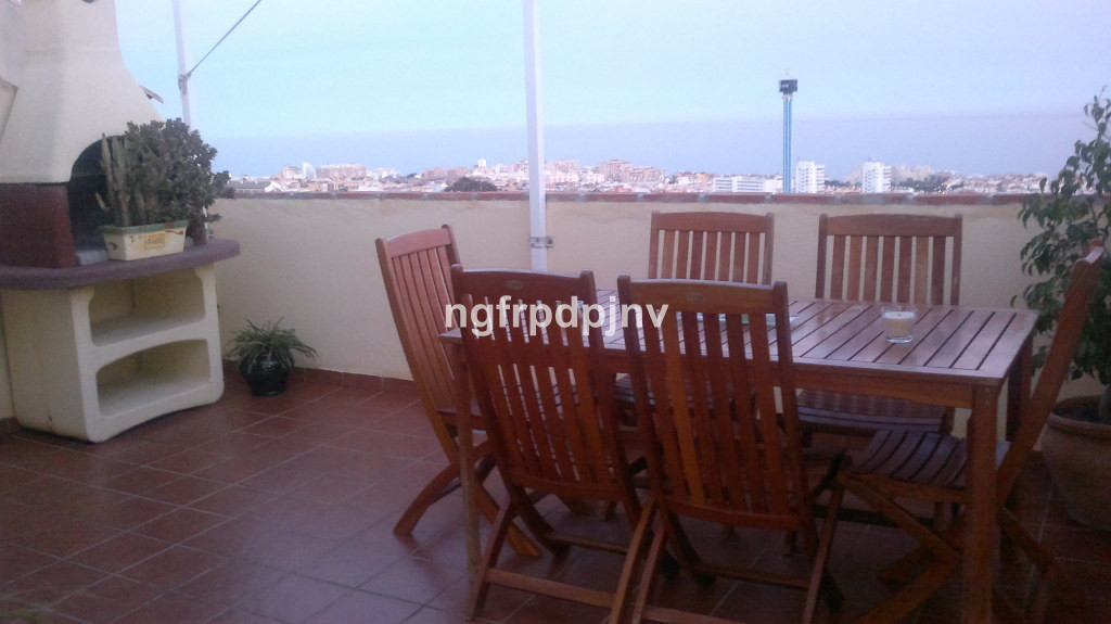 Penthouse, Benalmadena Costa, Costa del Sol. 2 Bedrooms, 2 Bathrooms, Built 100 m², Terrace 20 m².  , Spain