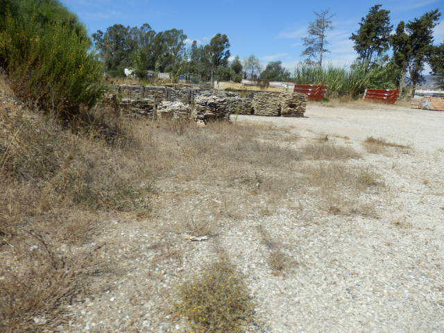 Plot for sale with own well total area: 11,700 meters, with safe water storage.  Near to Myramar Cen, Spain