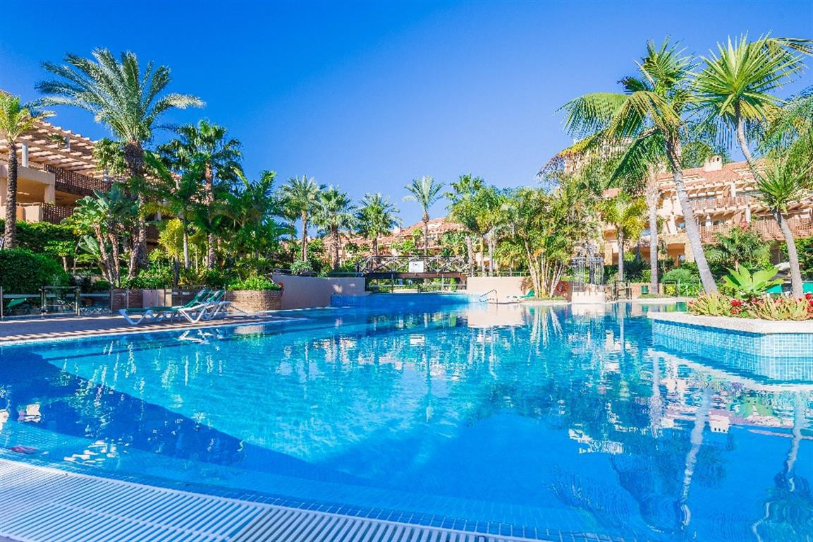 Marbella. Rio Real. Urb. Golf Gardens. Two bedrooms 2.5 bathroom apartment for sale. Spacious and we,Spain