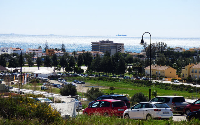 Residential plot with sea views and permissible built of 197m2. Fantastic location with walking dist,Spain