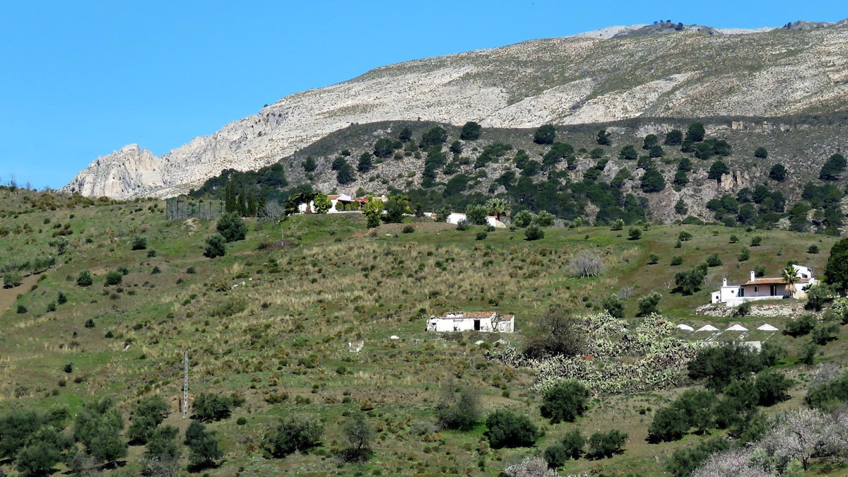 Plot Sedella  Plot with ruin to restore This gently sloping Southwest plot of approx. 7.300m2 offers, Spain
