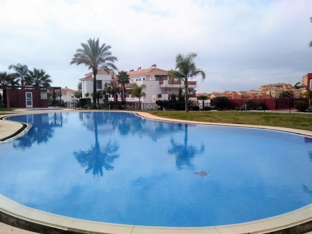 First line Golf, fantastic views, west orientation, sunny all day, sea views, terrace of 30 square m, Spain