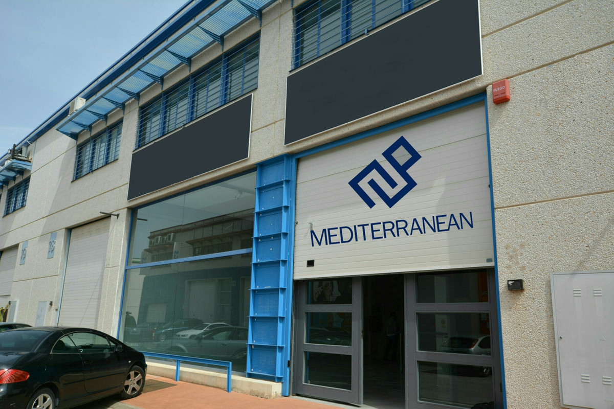 LARGE INDUSTRIAL BUILDING, IMPECCABLE, PERFECT FOR ANY BUSINESS, VERY GOOD LOCATION !!  Great indust,Spain