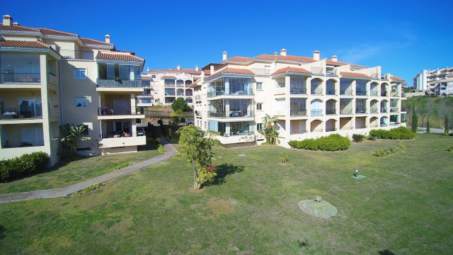 Seaview penthouse In Mijas Costa. Large Big terrace South facing, great location walking distance to,Spain