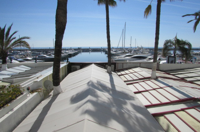 LOCATION, LOCATION, LOCATION, FRONT LINE PUERTO BANUS.  This large 1 bed appartment is right in the ,Spain